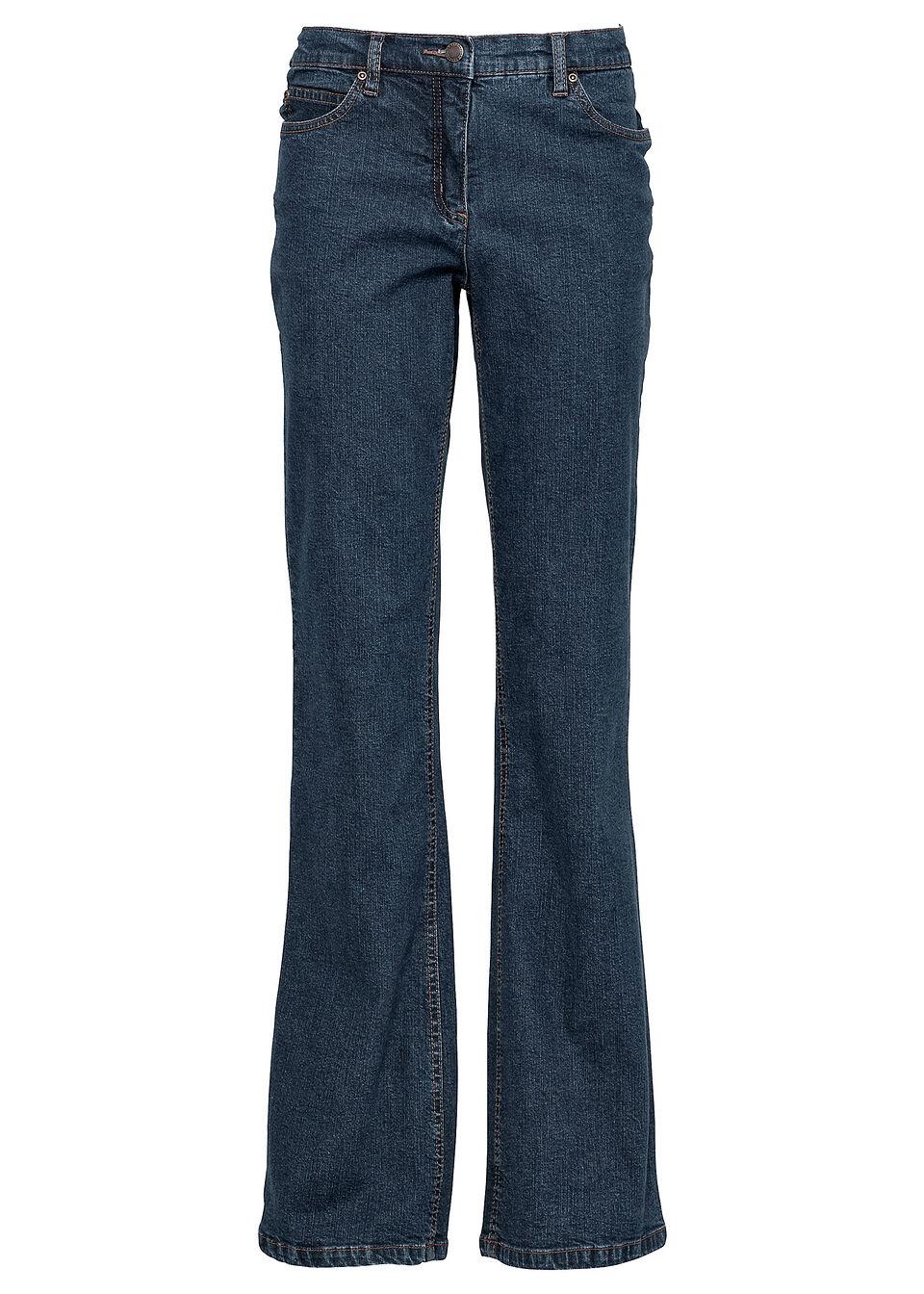 Хит продаж: джинсы-стретч BOOTCUT