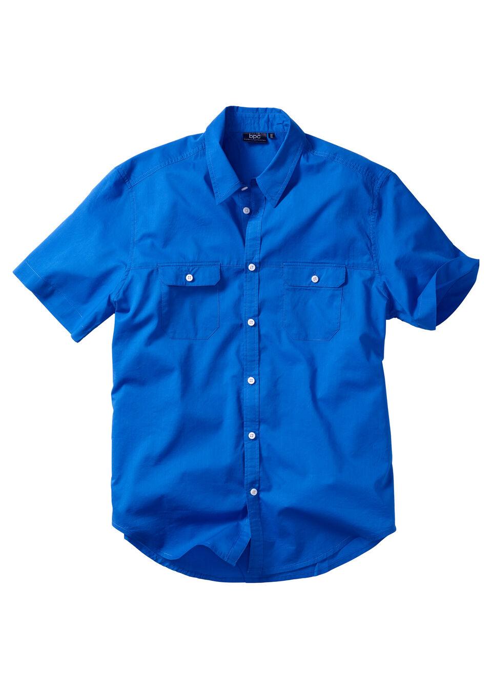 Рубашка Regular Fit с коротким рукавом