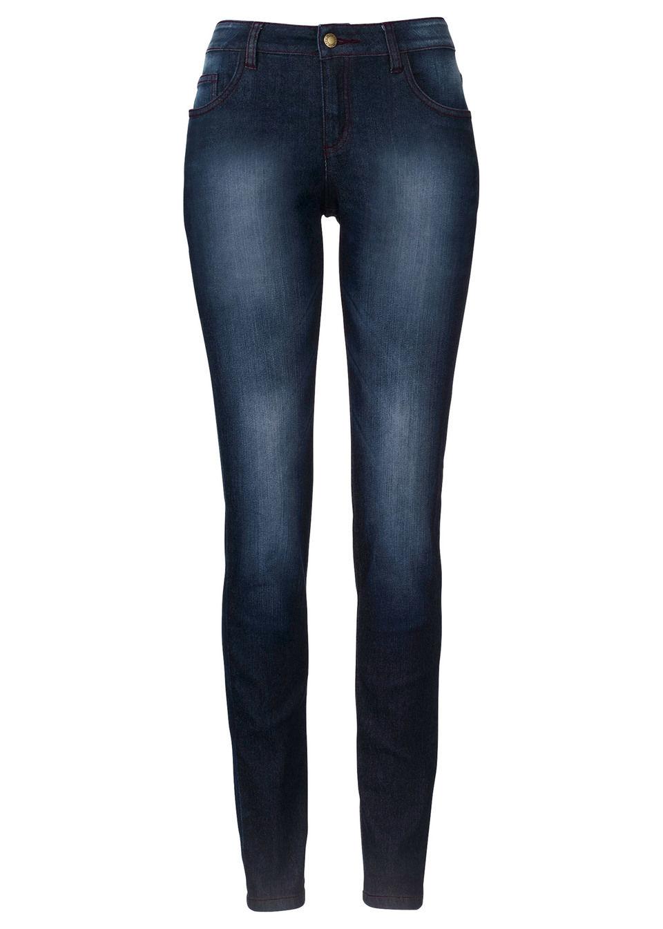 Удобные джинсы-стретч SKINNY