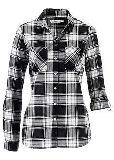 Клетчатая блузка-bpc bonprix collection