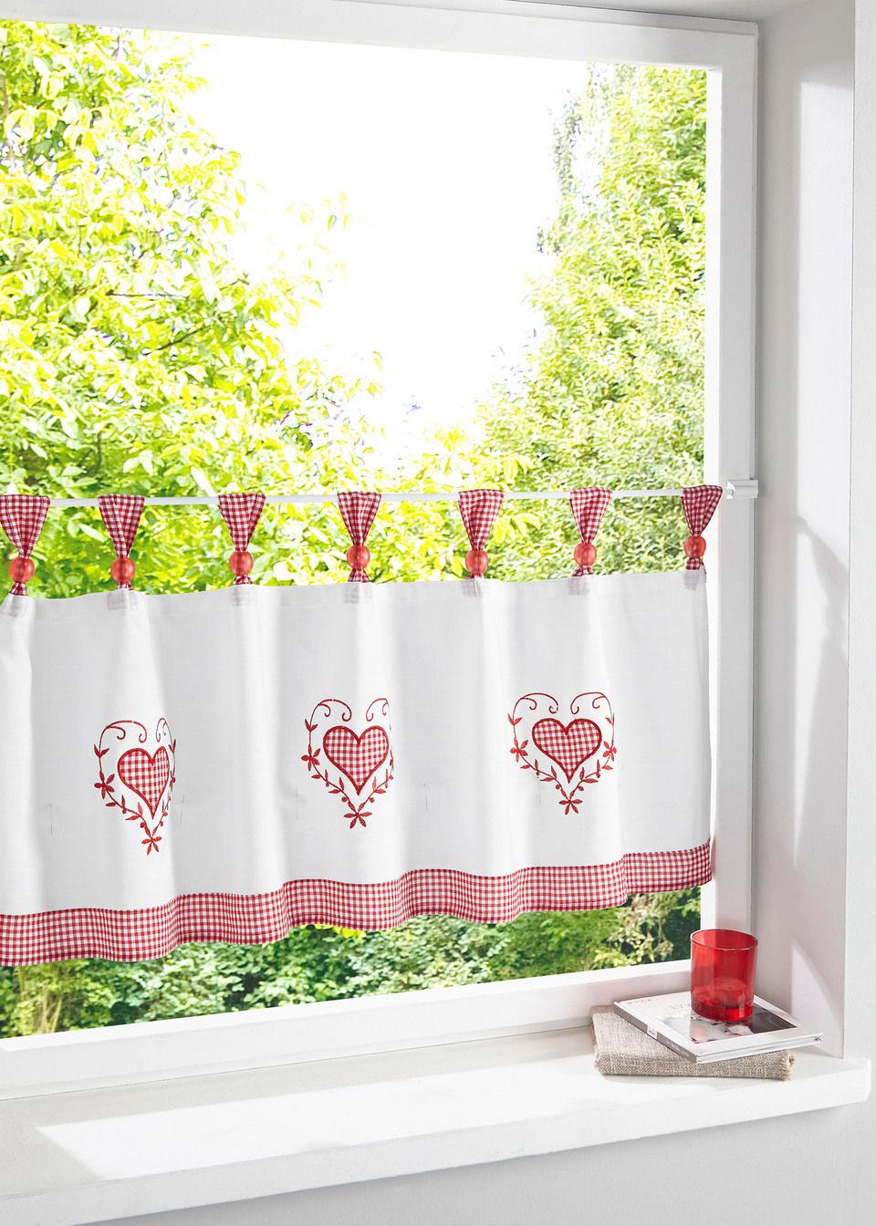 Кухонная штора «Элина»