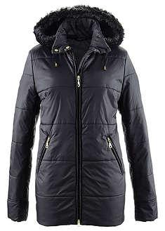 Куртка с опушкой из искусственного меха-bpc selection
