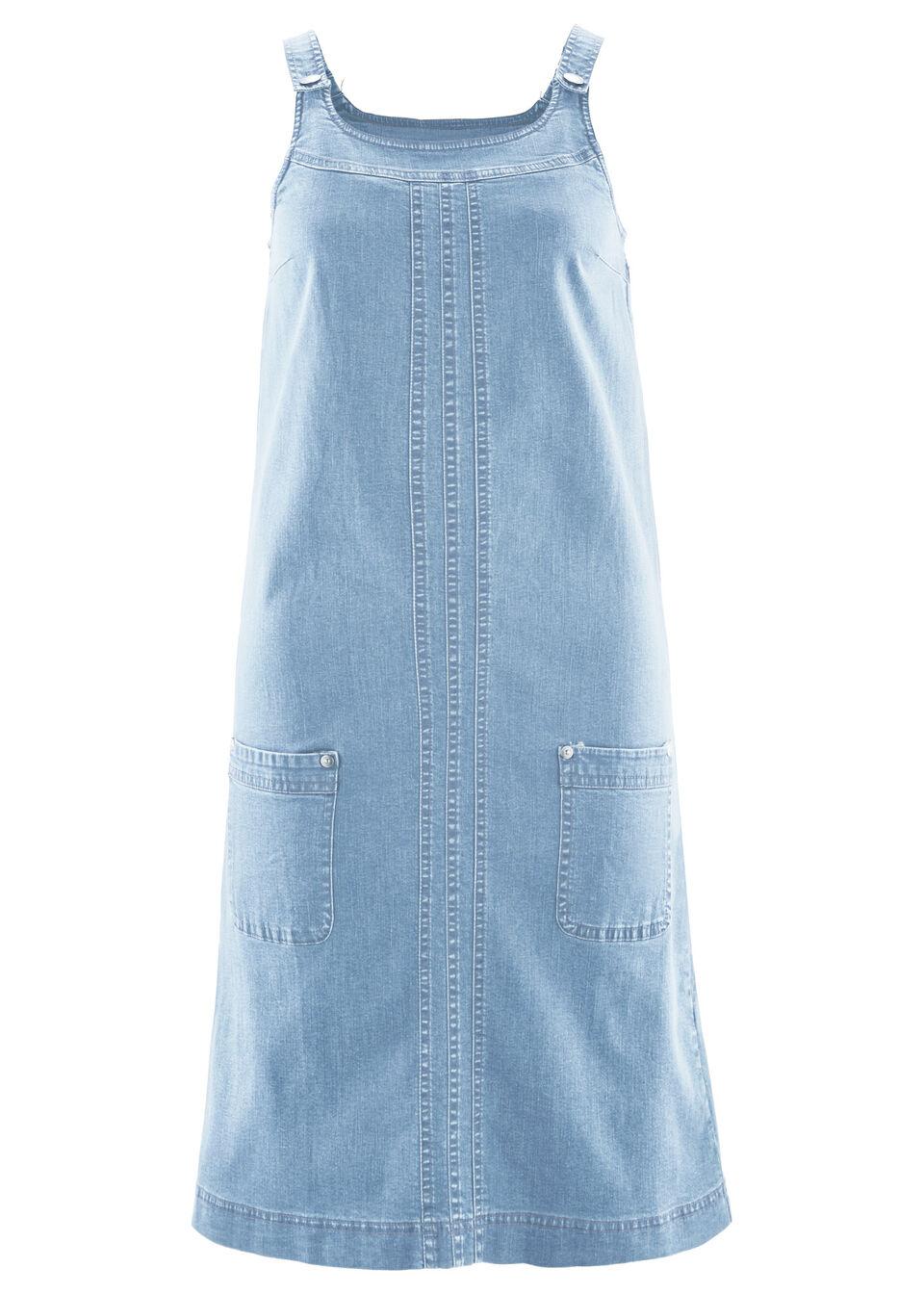 Платья и сарафаны джинсовые