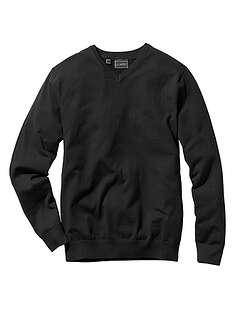 Пуловер Regular Fit с V-образным вырезом-bpc selection