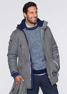 Функциональная куртка Regular Fit удлиненного покроя-bpc bonprix collection