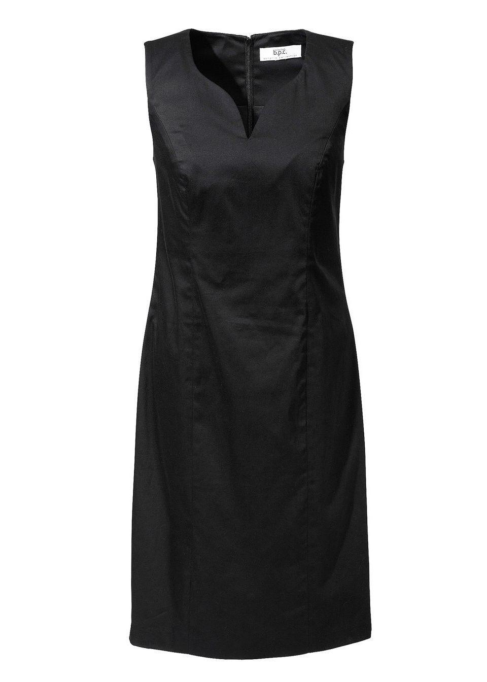 Фото черного платья из кр