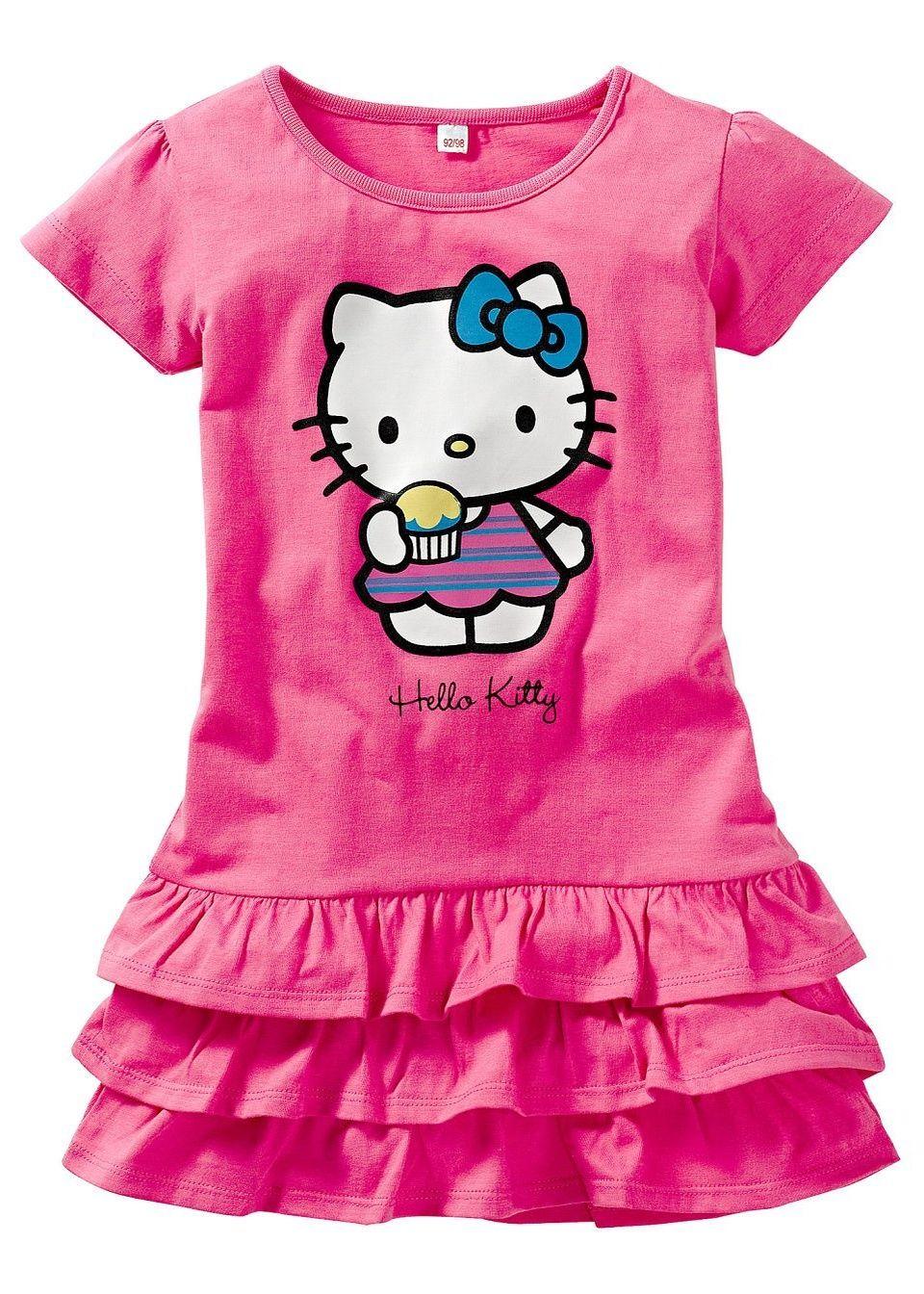 Платье «Hello Kitty»
