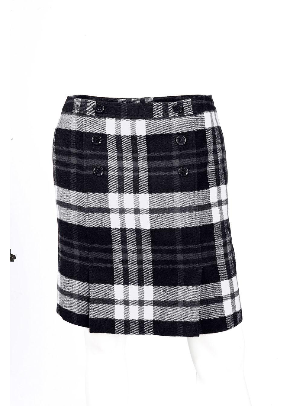 Клетчатая юбка от bonprix