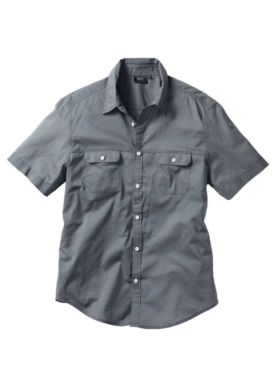 Рубашка Regular Fit с коротким рукавом от bonprix