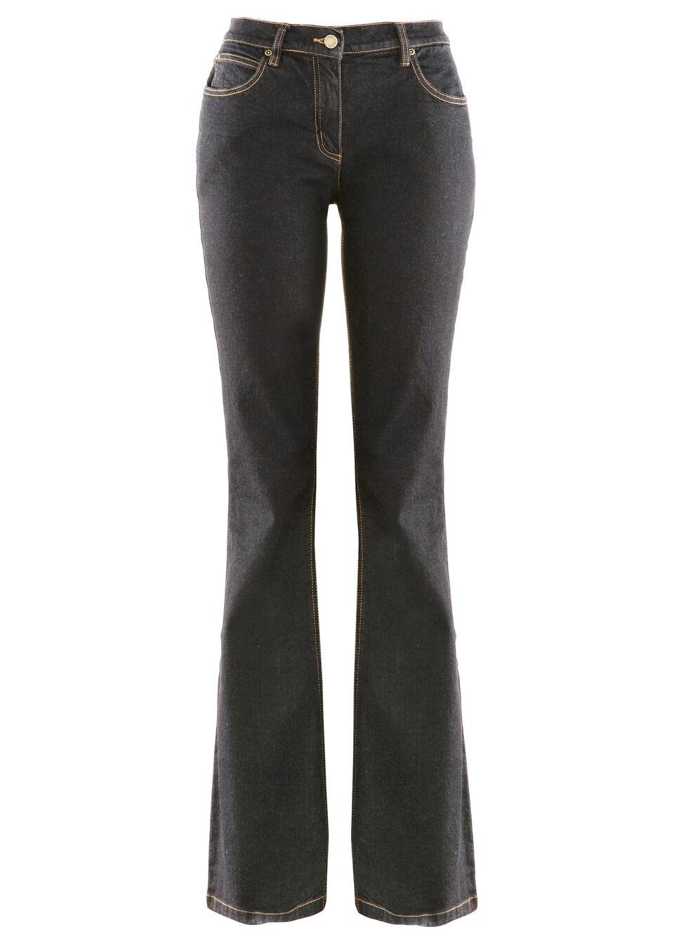 Хит продаж: джинсы-стретч BOOTCUT от bonprix
