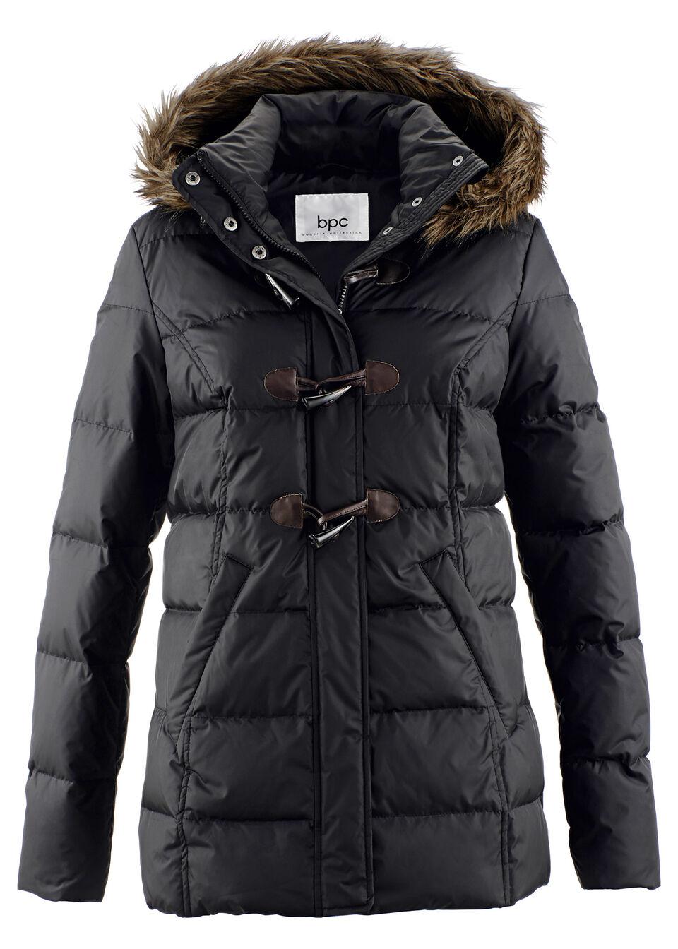 Куртка на легкой пуховой подкладке