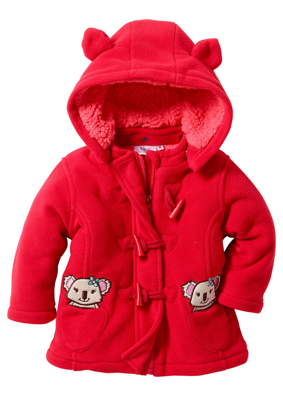 Флисовая курточка от bonprix