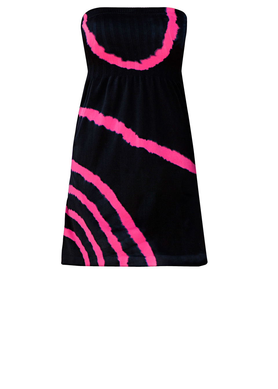 Платье в стиле бандо