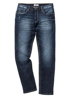 dzhinsy-stretch-slim-fit-straight-John Baner JEANSWEAR