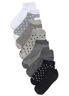 Носки-сникерсы (8 пар)-bpc bonprix collection