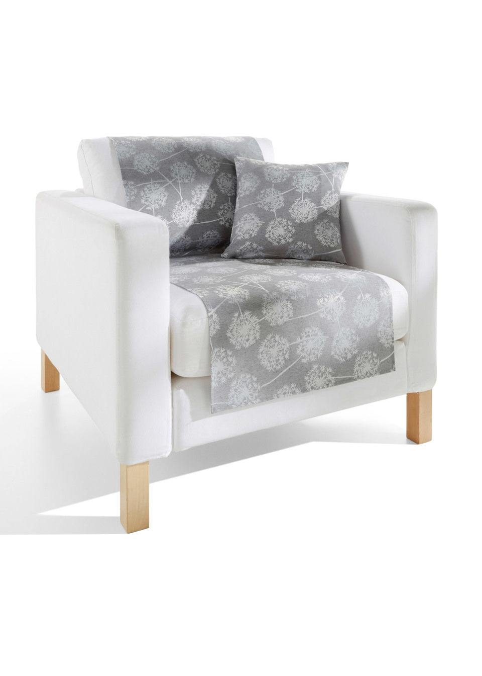 Накидка на диван «Одуванчик»